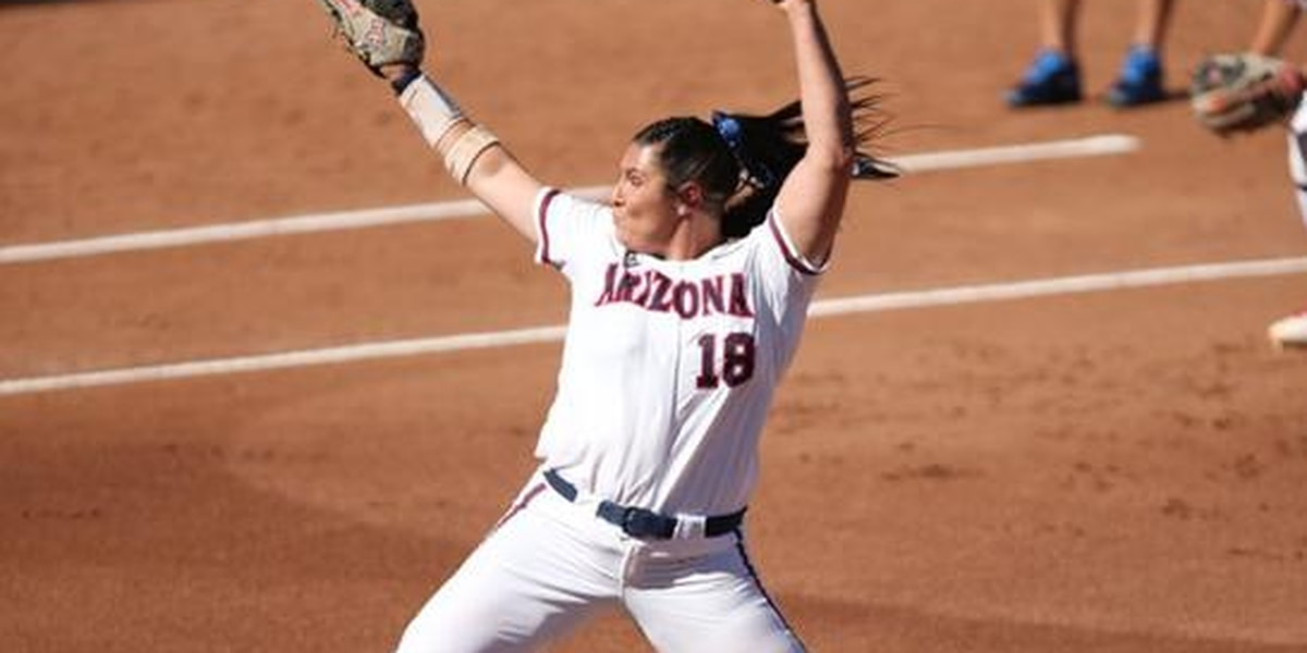 #6 Arizona Softball 5, #11 Ole Miss 2