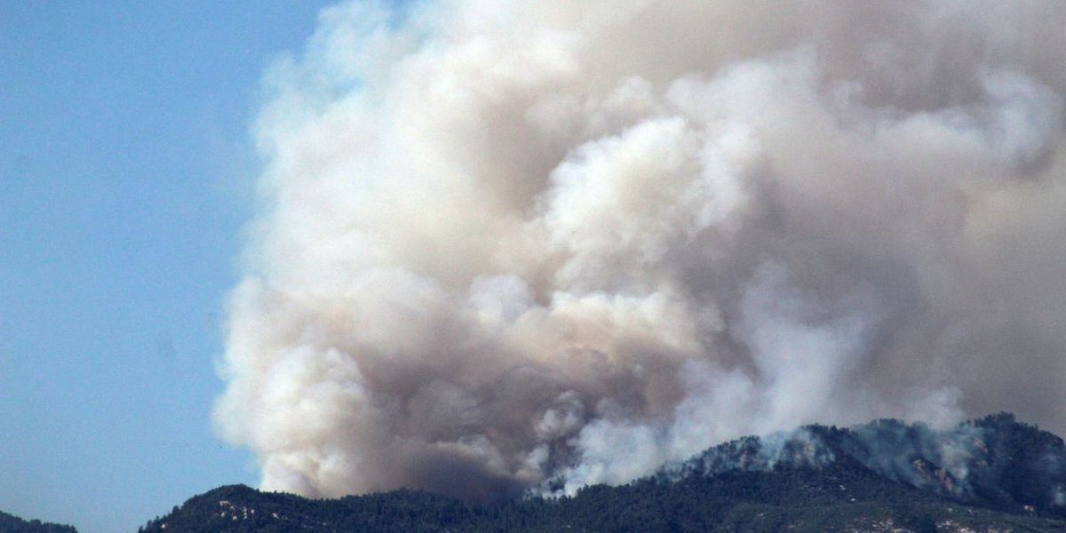 UPDATE: Bighorn Fire shows very little growth, 58 percent contained