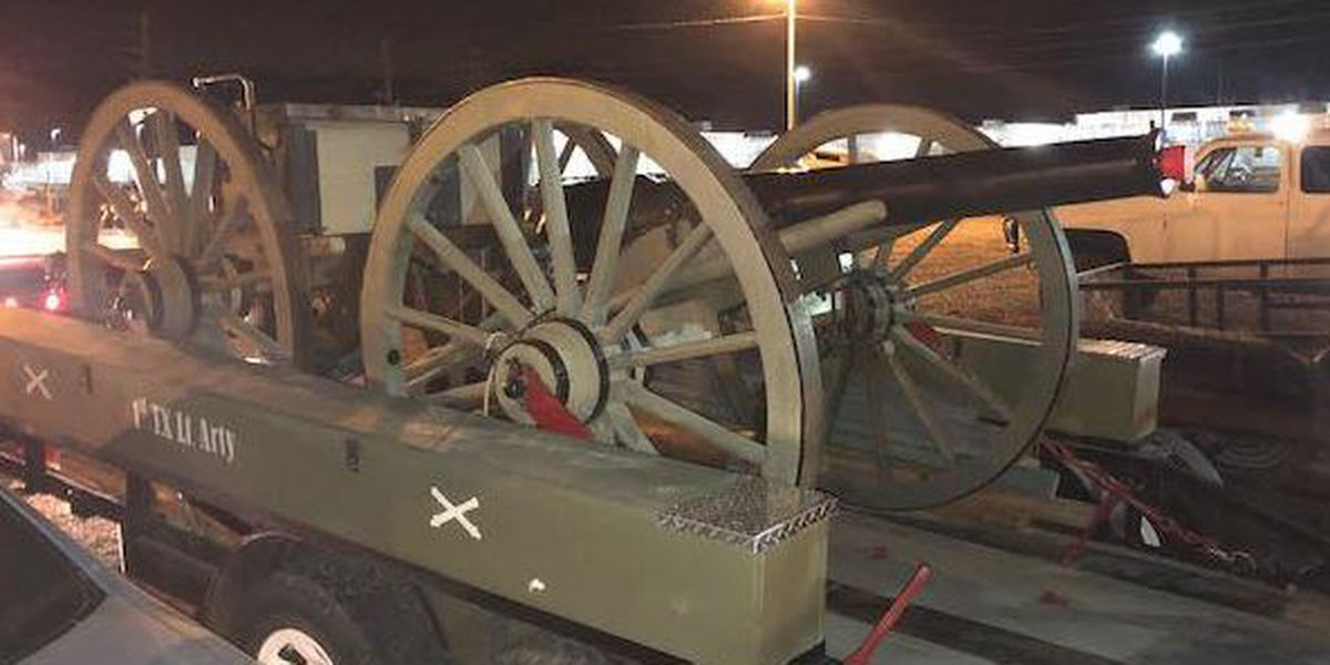 Civil War era cannon stolen in 2017, found in 2019