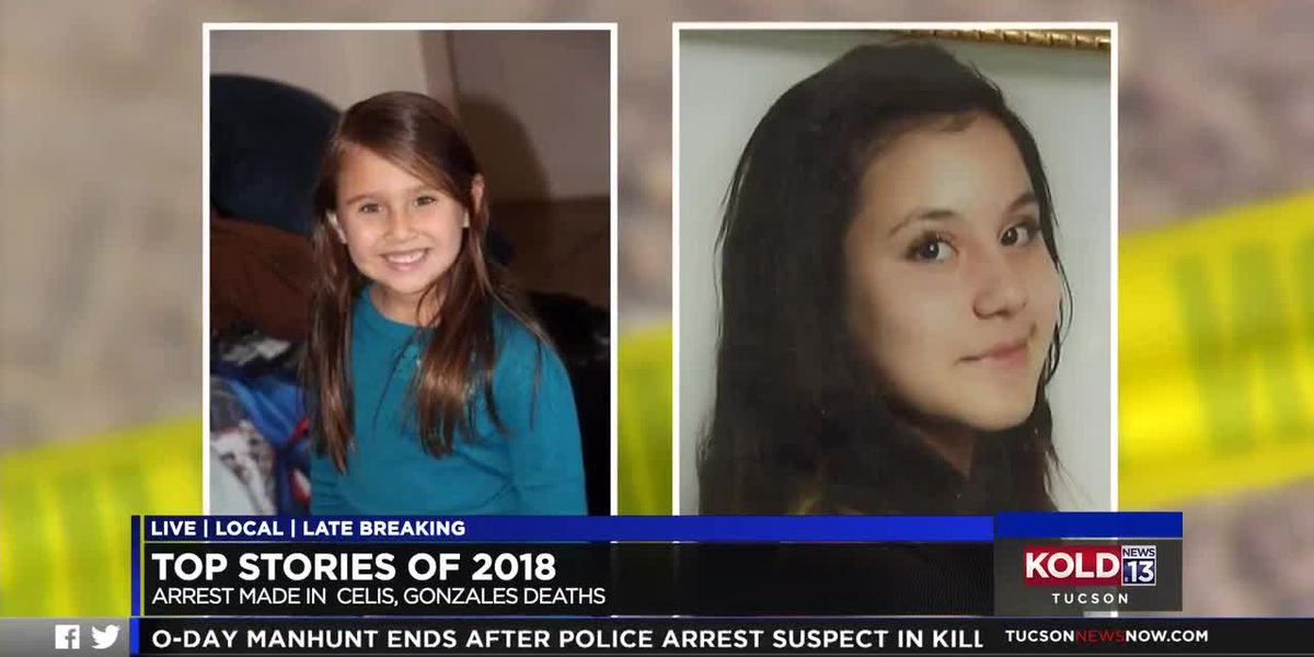 Top stories of 2018: Cold cases Isabel Celis, Maribel Gonzales