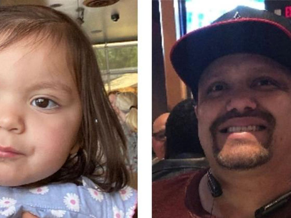 Update: Authorities recover child abducted by her own father