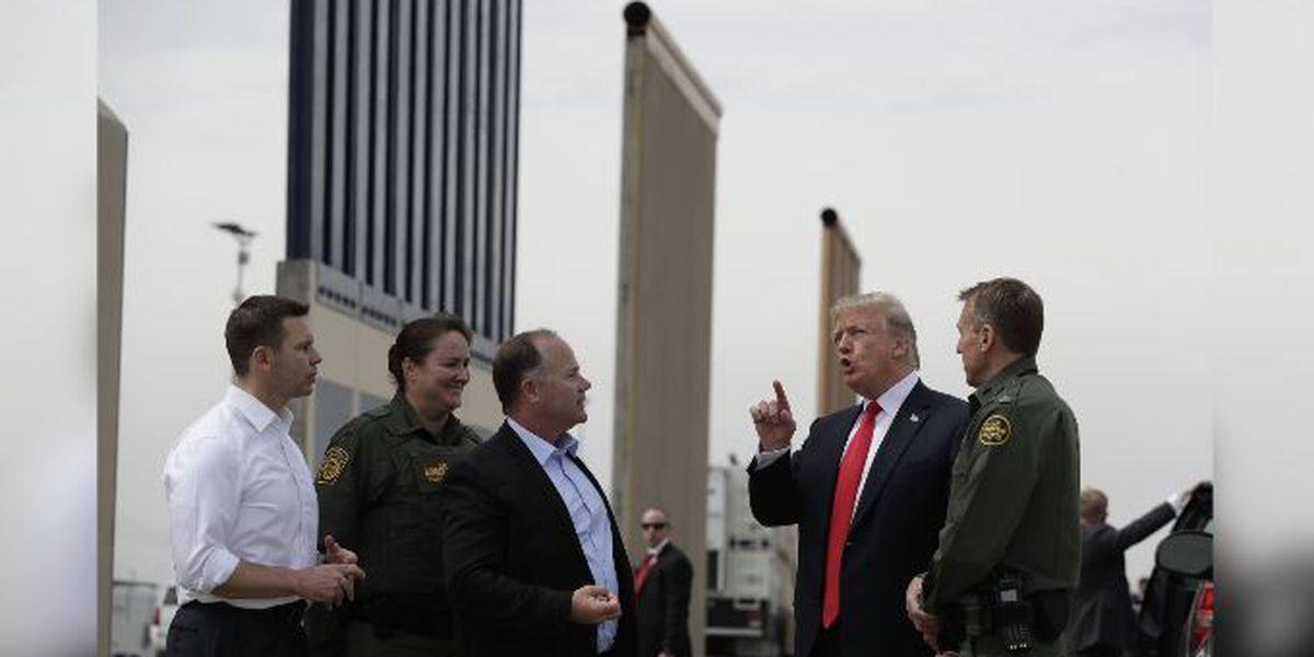 Montana company wins contract to build portion of border wall in Arizona