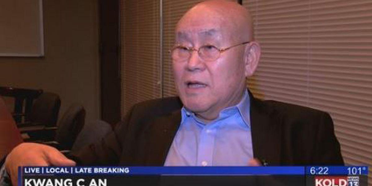 Korean businessman talks unification possibilities