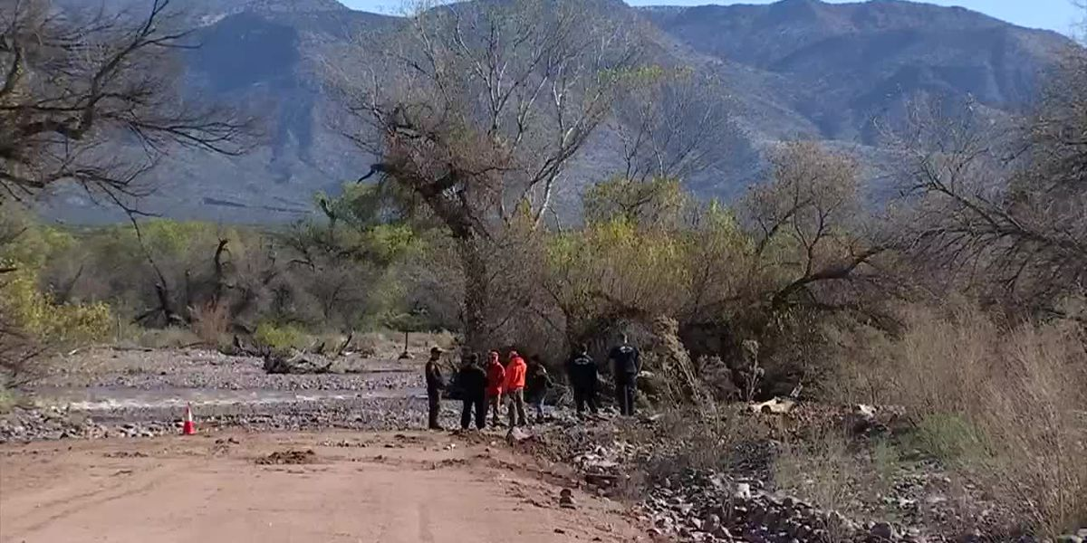 Rescuers search for girl, 6, missing after truck swept away in Arizona