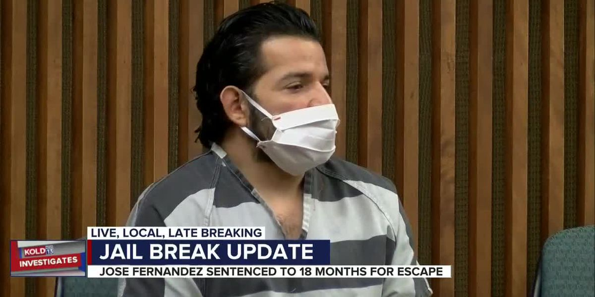 Jailbreak: Escaped inmate sentenced, accused accomplice's family speaks out