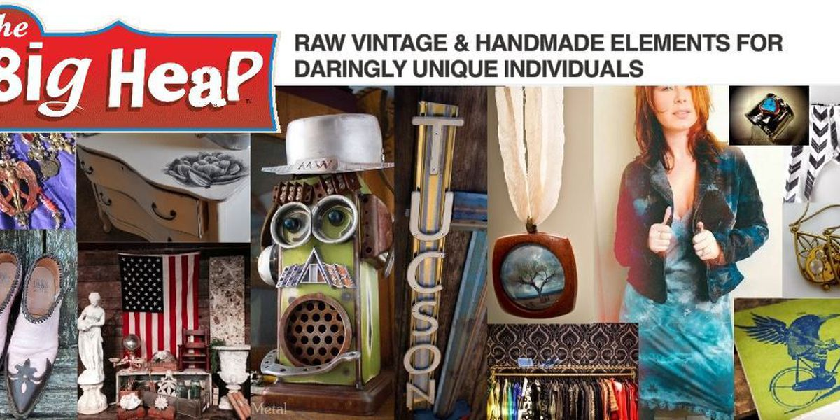 The Big Heap Vintage and Handmade Festival planned at Salt River Fields