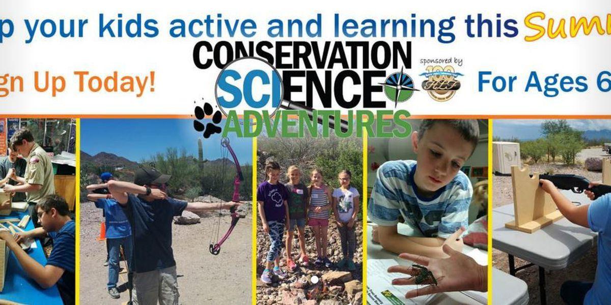 Summer STEM related programs at the International Wildlife Museum