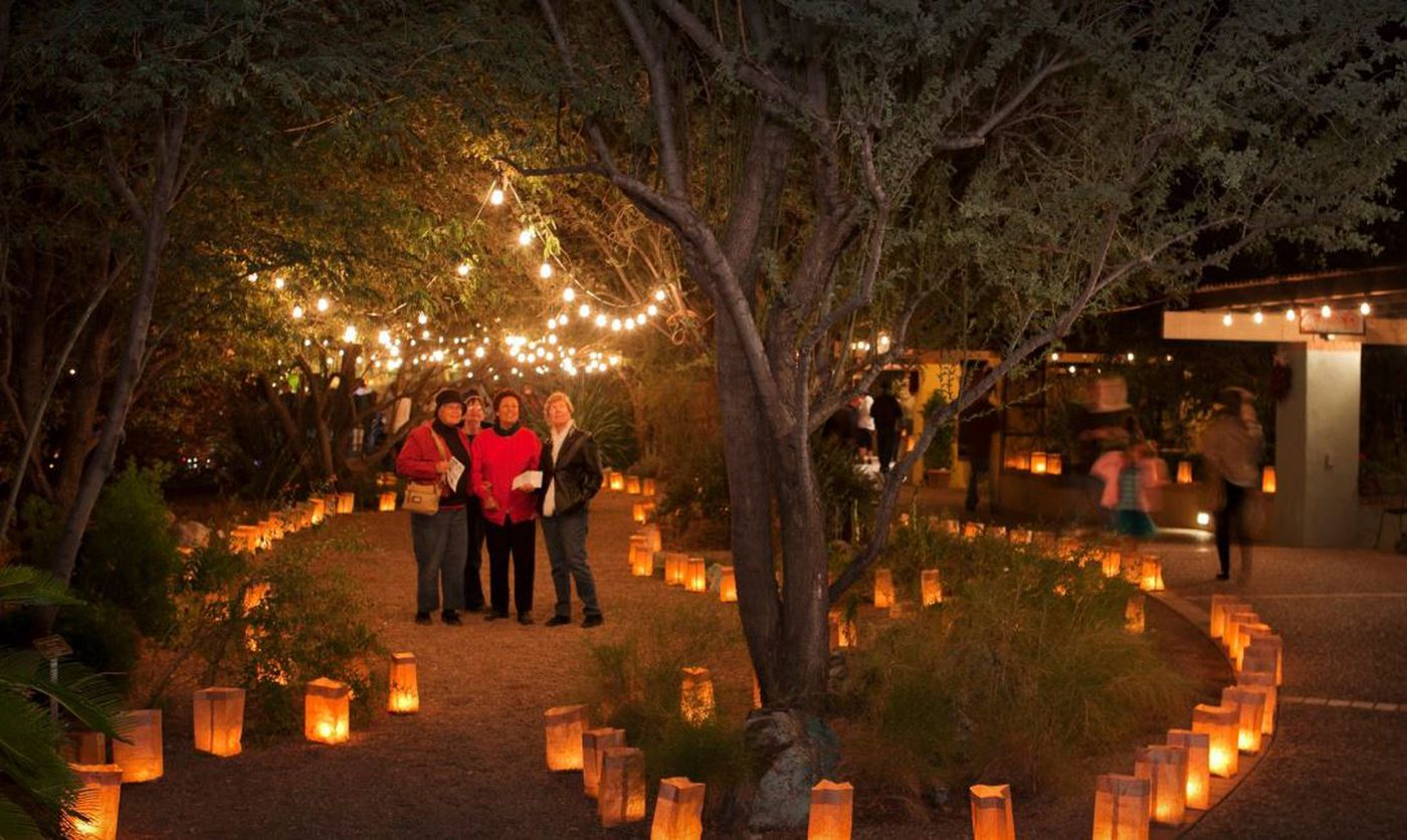 (Source: Tucson Botanical Gardens) holiday events