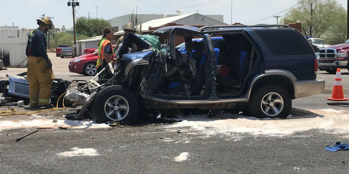 Miracle Mile closed indefinitely after crash