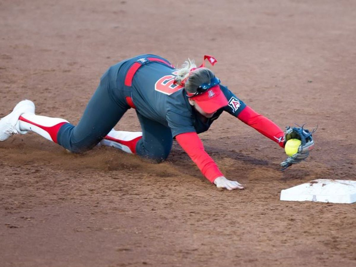 Bats fail #9 Arizona Softball again in loss to 7th ranked Bama