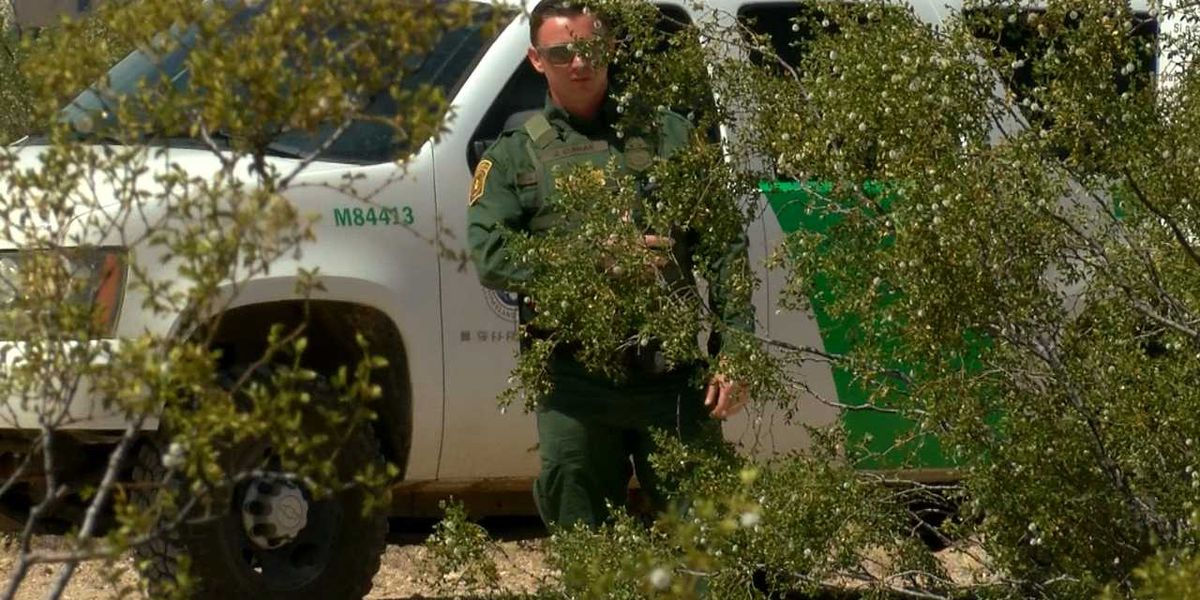 Border Patrol warns of dangers crossing border after air rescue