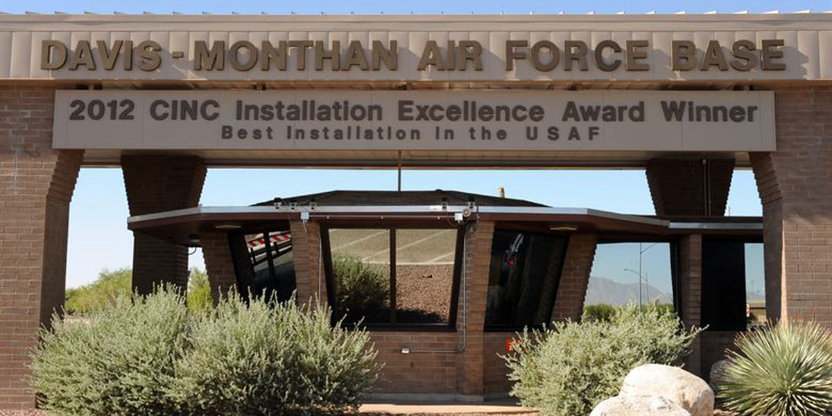 Davis-Monthan Airmen conducting readiness exercise