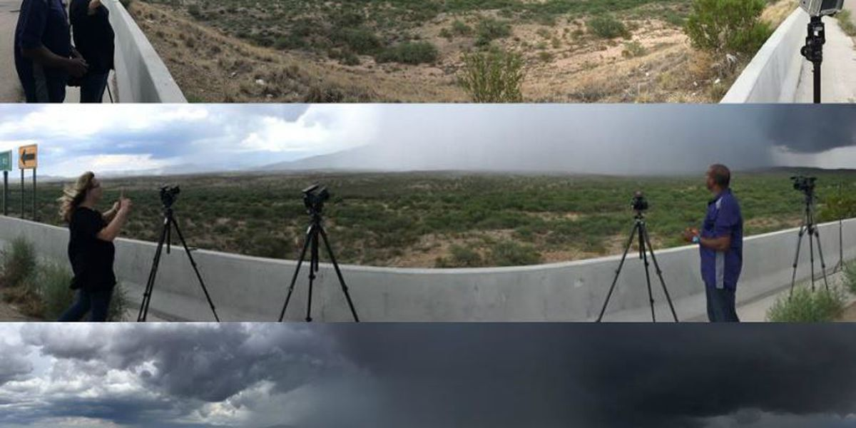 Chasing the storm, one photo at a time