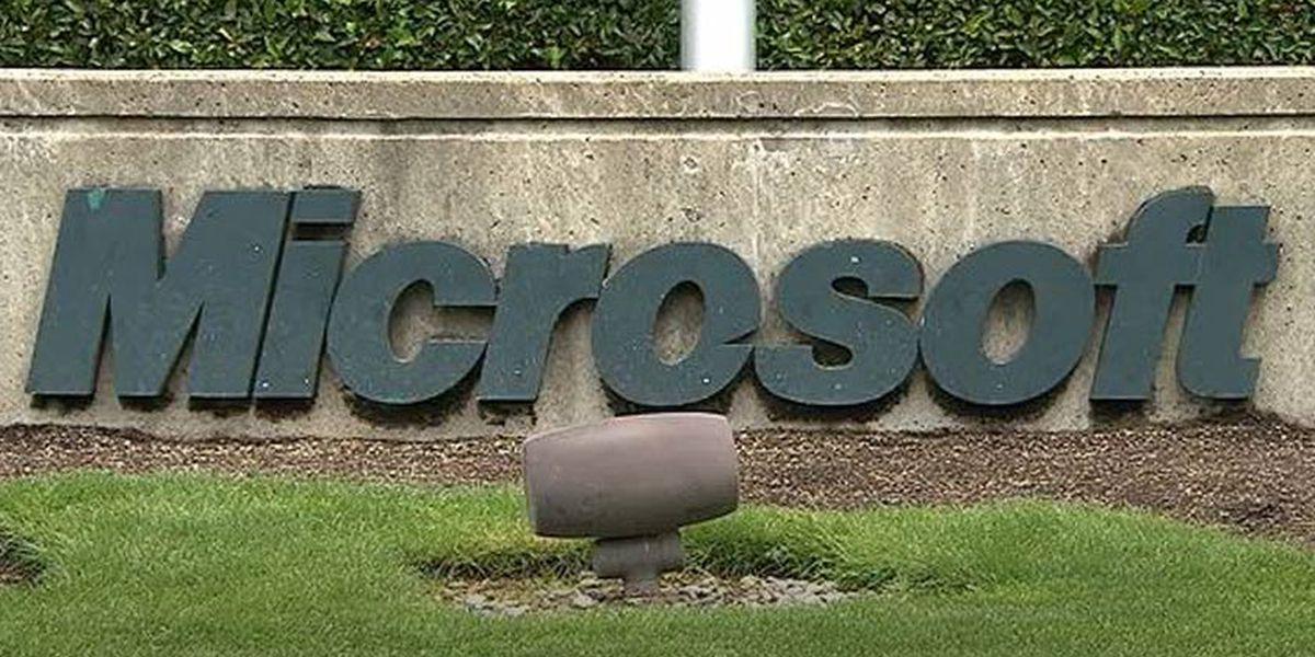 Microsoft joins $1 trillion club