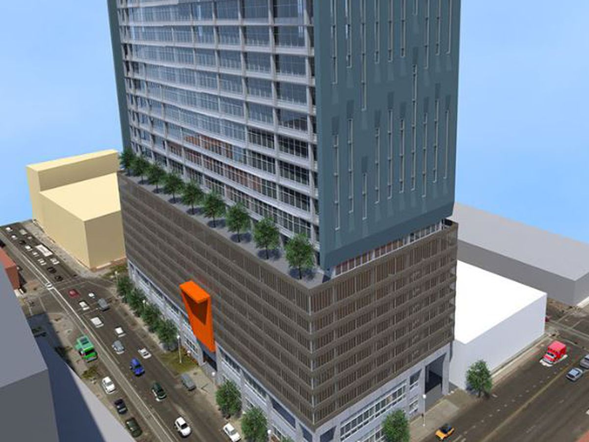 County approves agreement to build high-rise in downtown Tucson