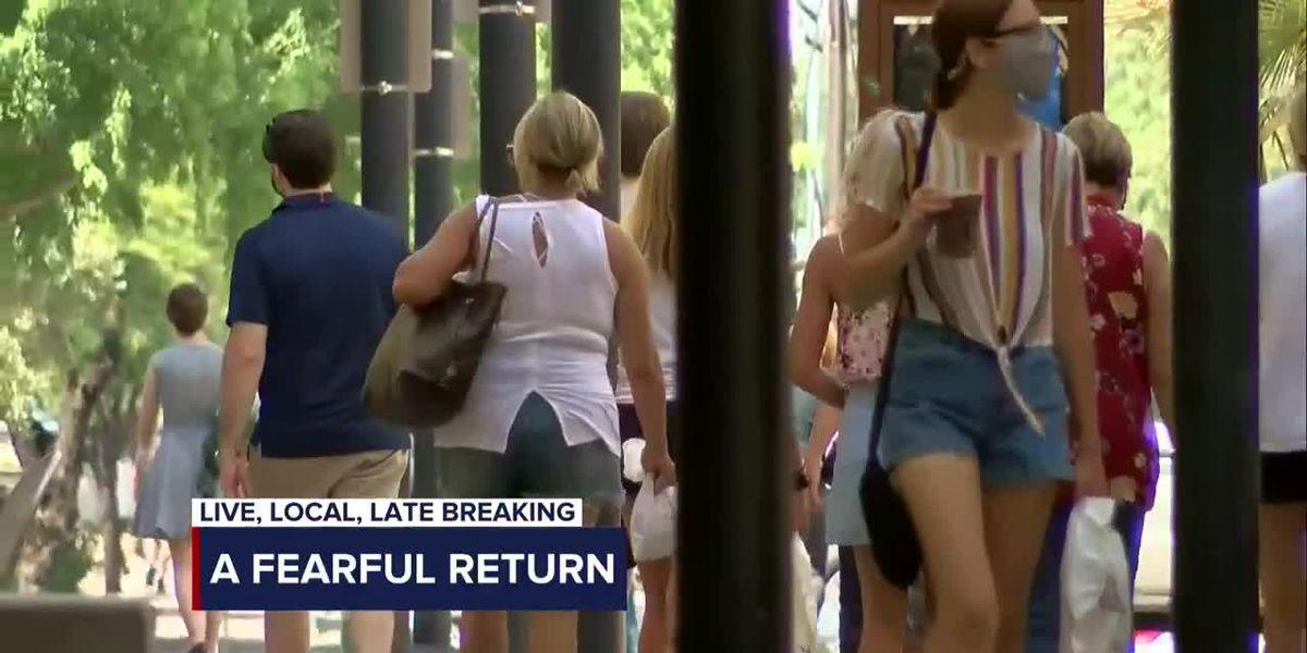 University of Arizona set to resume in-person classes next week