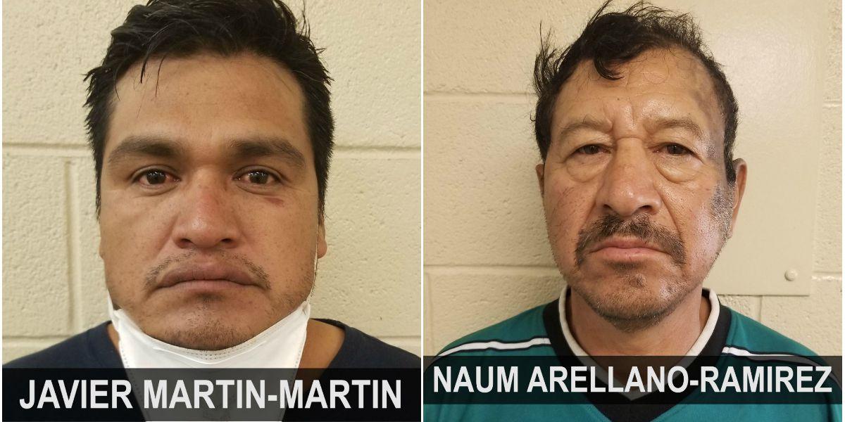 Border Patrol agents arrest rapist and child sex offender