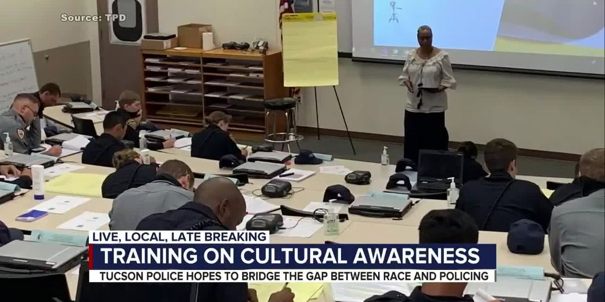 Tucson police aim to bridge the gap between race and policing