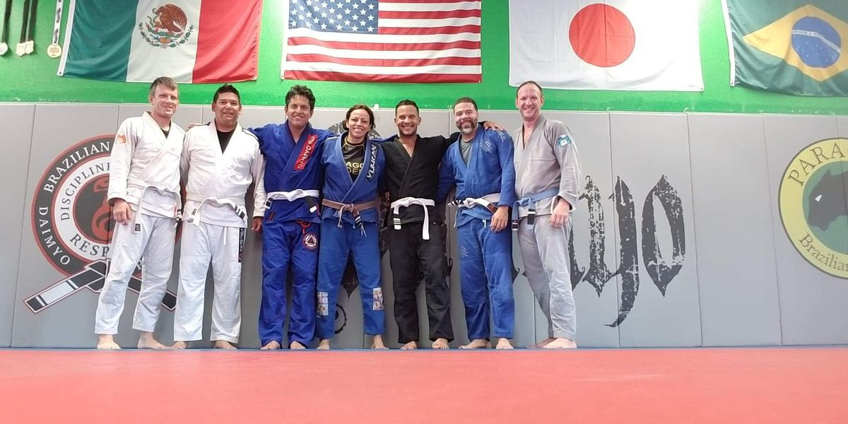 Fallen Marshal's Tucson jiujitsu family finds way to honor him, plans fundraiser