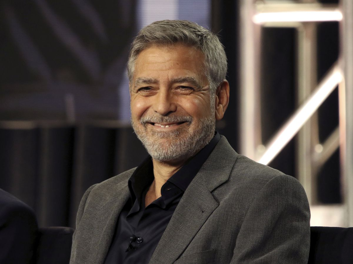 George Clooney says he has cut his own hair 'for 25 years'