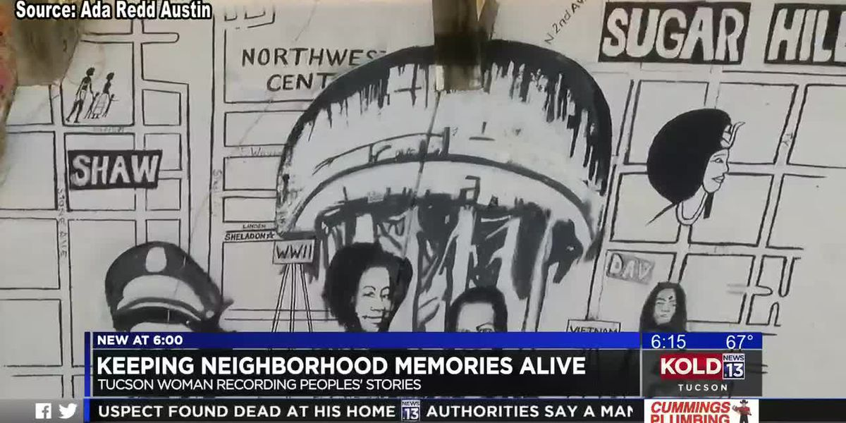 Local woman begins project to save the history of the Sugar Hill neighborhood