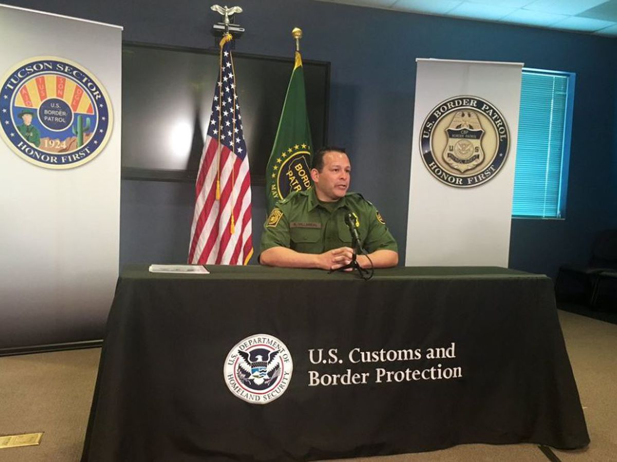 The changing face of immigration is 'overwhelming' agents at the border