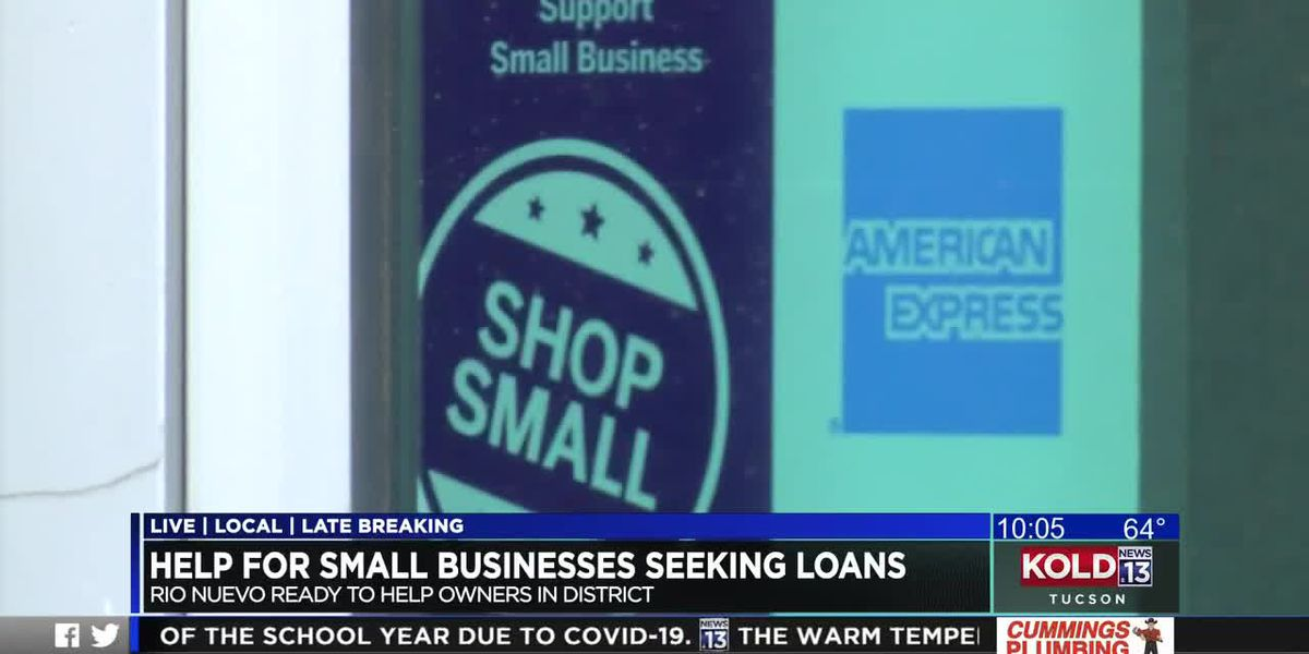 Small business loans help during COVID-19