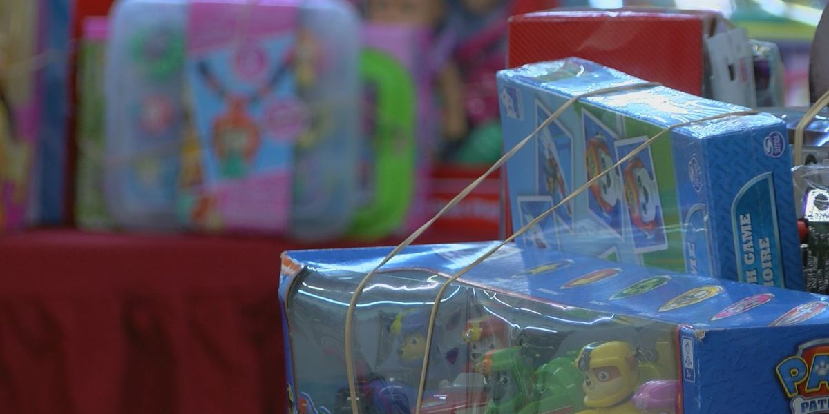 Salvation Army toy drive still in need of toys