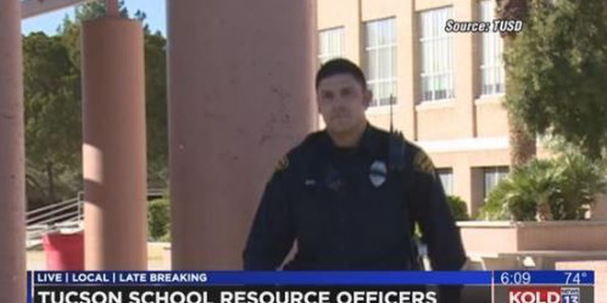 Tucson to vote on keeping SROs on school campuses