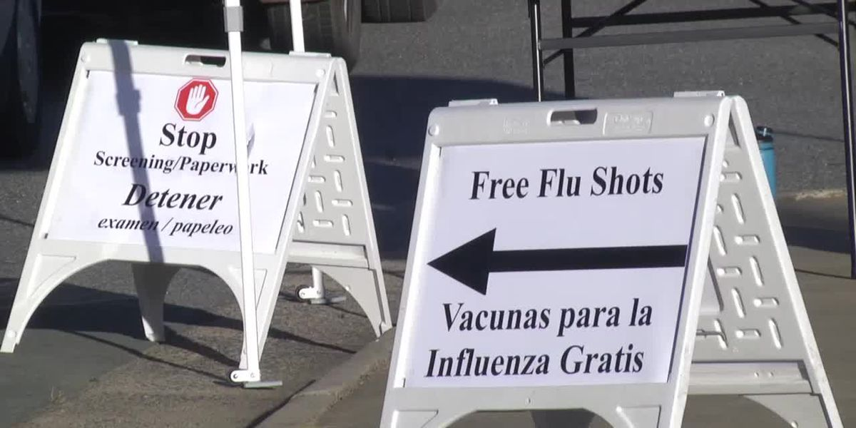 Pima County to give free flu shots and masks this week