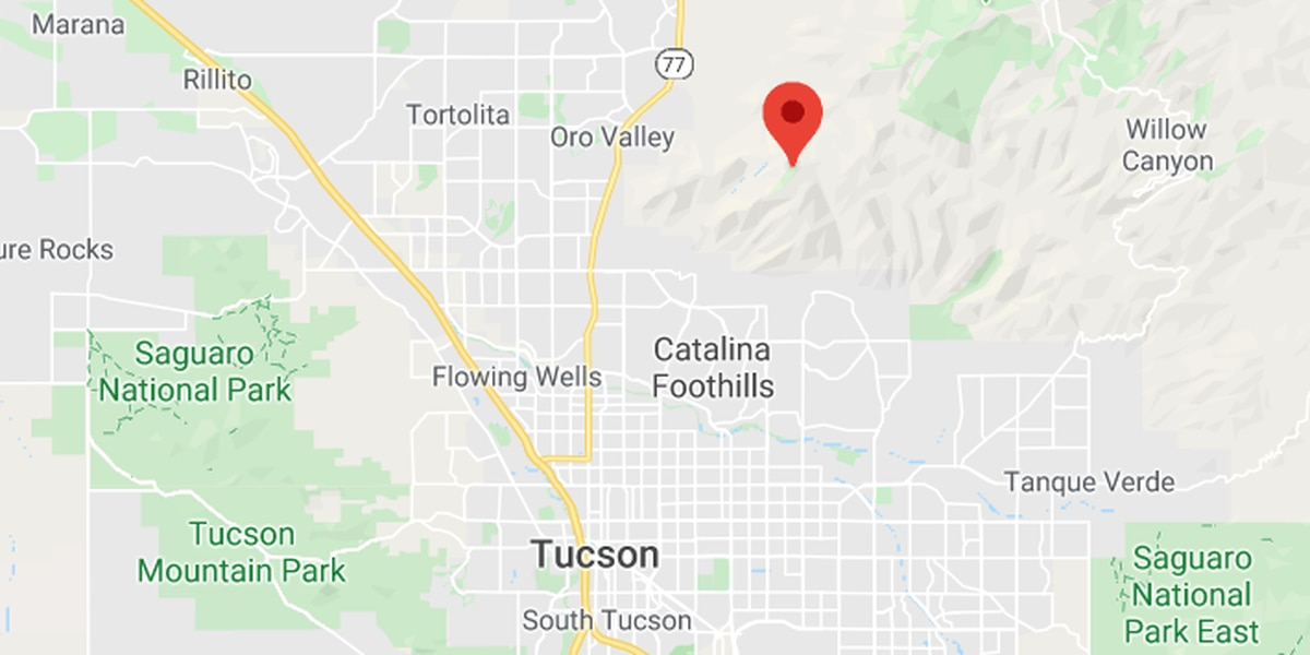PCSD rescues 3 lost hikers near Mt. Kimball