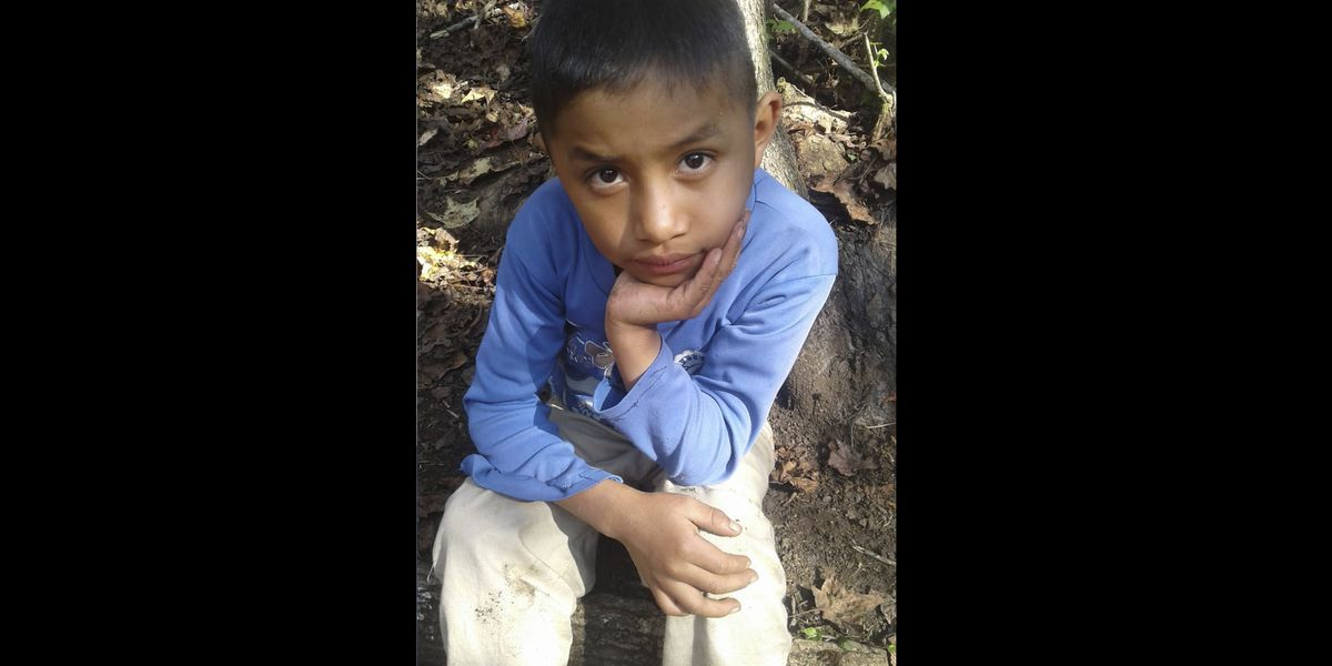 father of dead guatemalan boy heard rumors they could cross