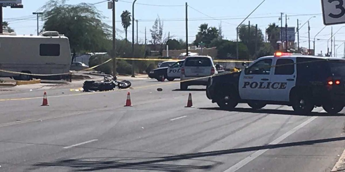 Roads open again after fatal motor vehicle accident on Stone Avenue