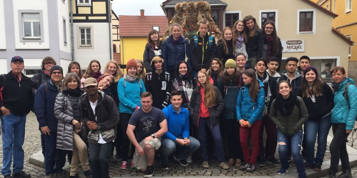 Student exchange program connects sister cities