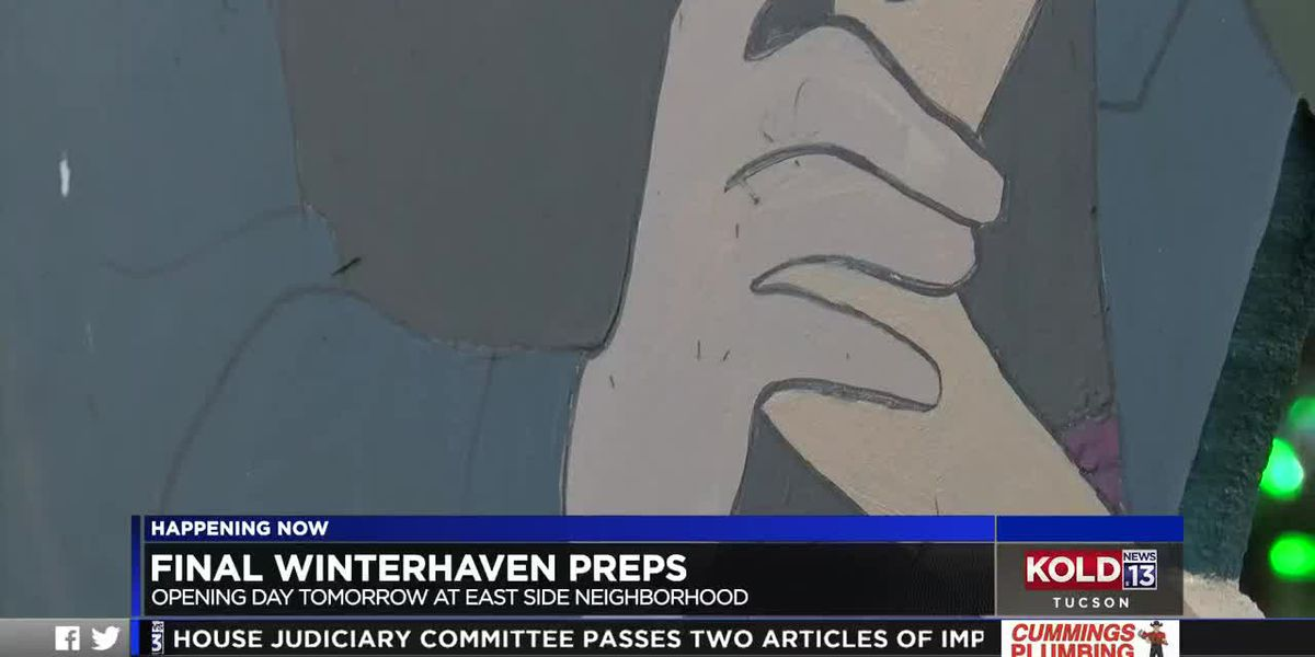 Winterhaven preps for opening weekend