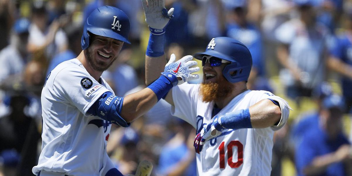 Turner's 2 HRs, Ryu's 7 innings send Dodgers past Dbacks 9-3