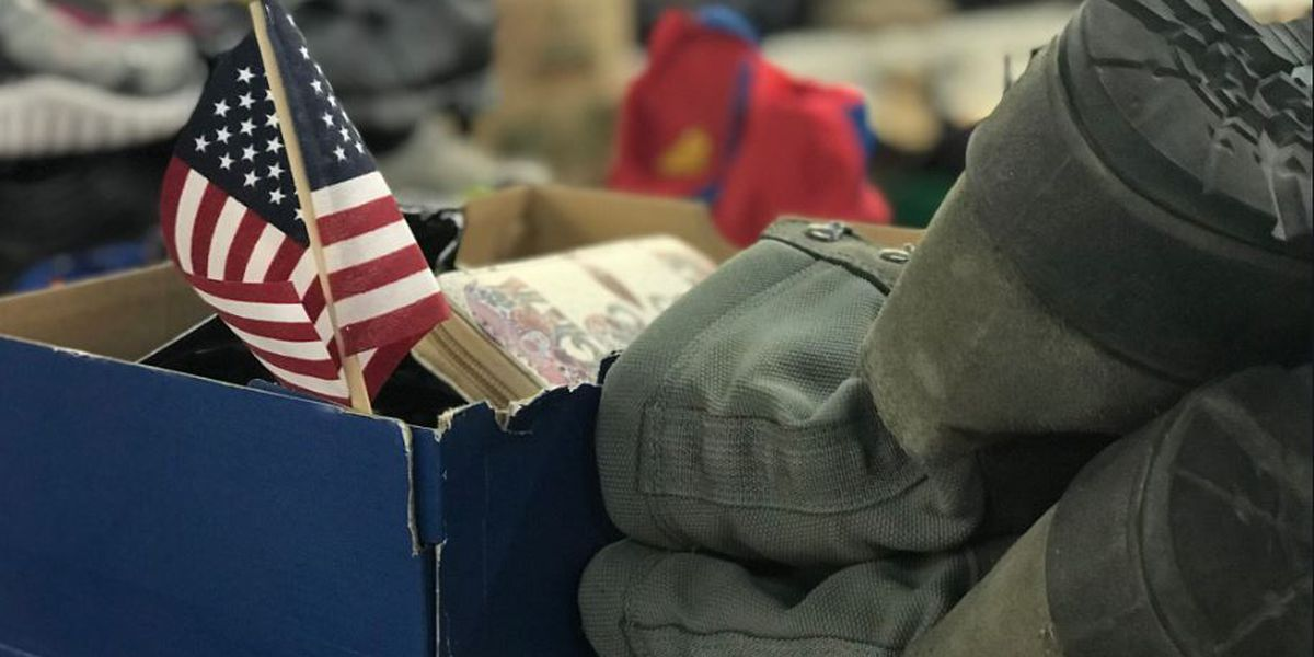 Tucson Veterans Serving Veterans annual 'Stand Down'