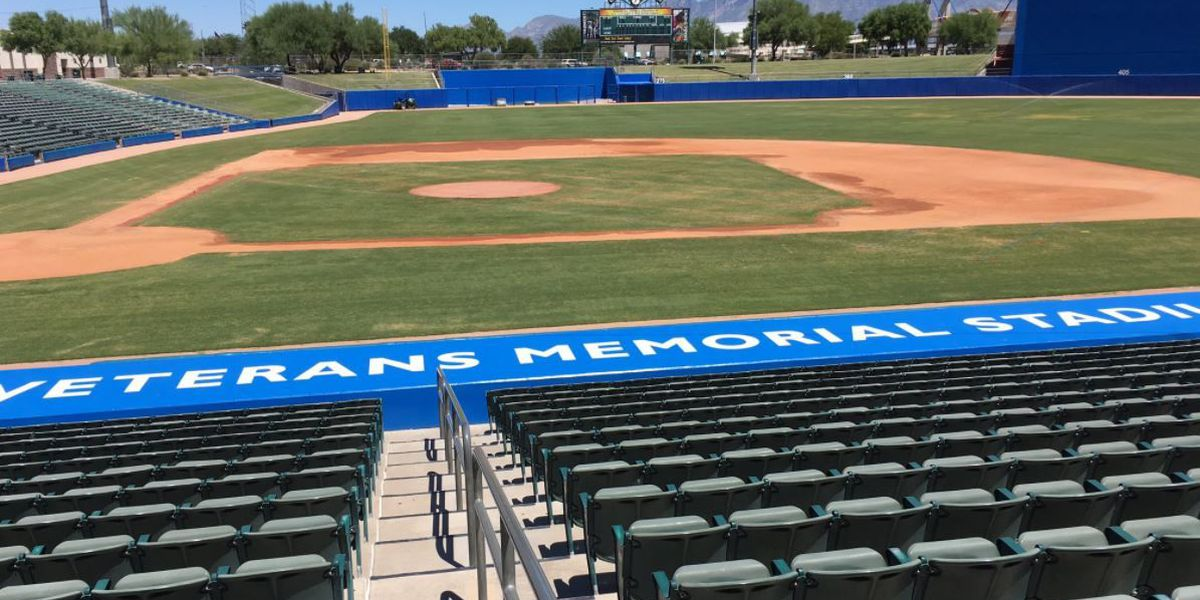 Pima County hoping to bring back baseball spring training