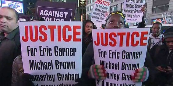 Officer Pantaleo fired for 2014 Eric Garner death