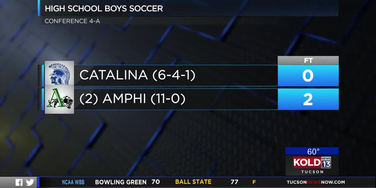 BOYS: Amphi Soccer remains undefeated