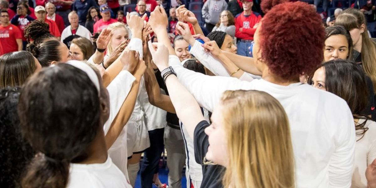 WNIT: Reese's double-double sends Arizona to 1st post-season win in 14 years