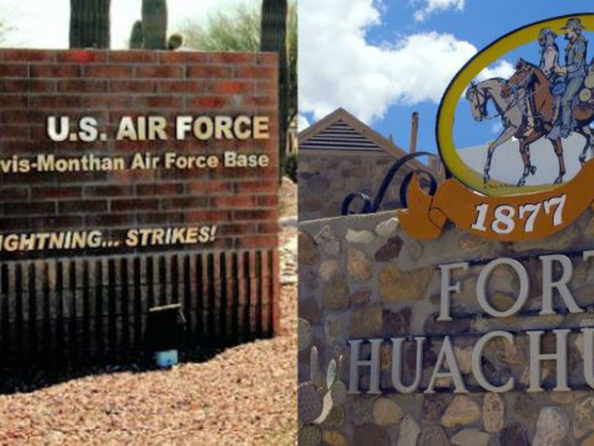 AZ military projects could lose money as budgets are shifted for national emergency declaration