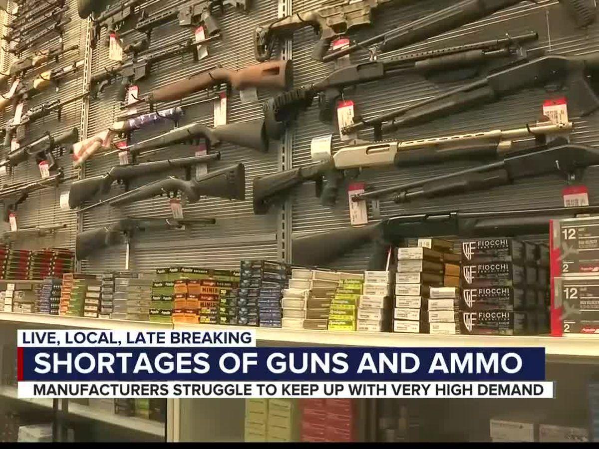 Chaos, campaigns and COVID-19 create run on guns, ammo at Tucson shop