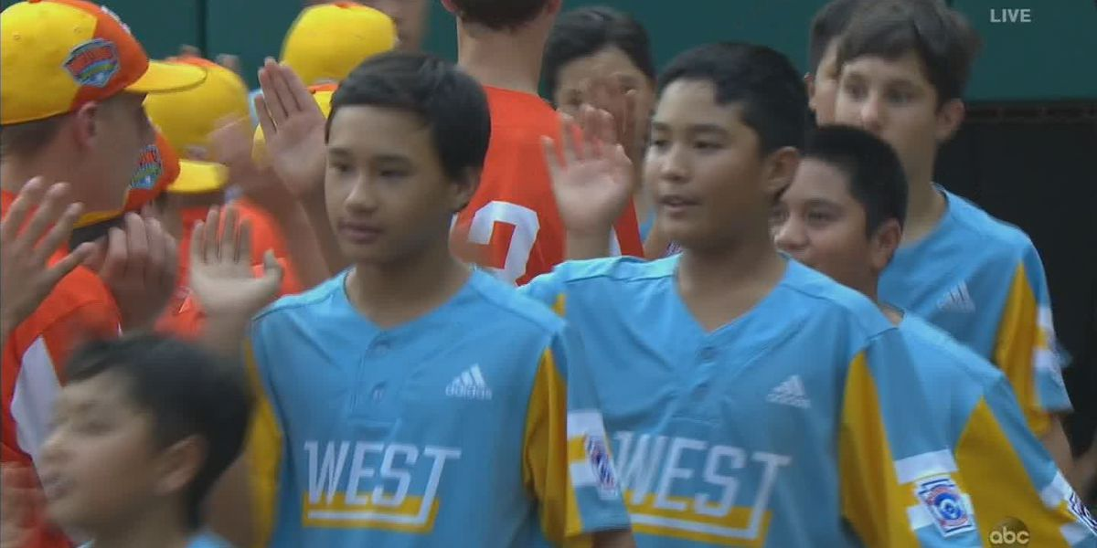 Hawaii heartbreak: 6th inning rally falls short in LLWS U.S. championship game