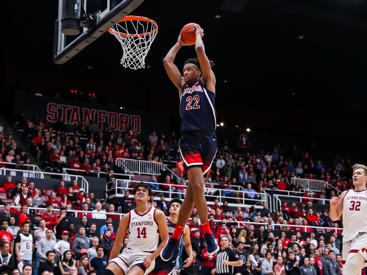 Arizona's Nnaji earns fourth Pac-12 Freshman of the Week honor