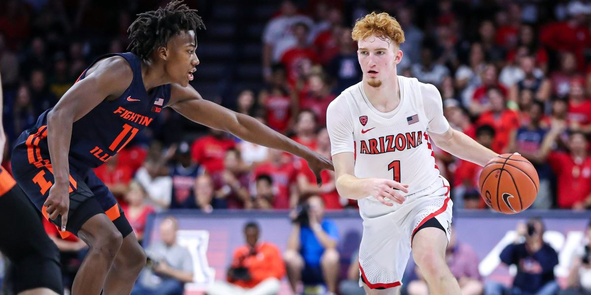Richardson helps No. 9 Oregon outlast No. 24 Arizona in overtime