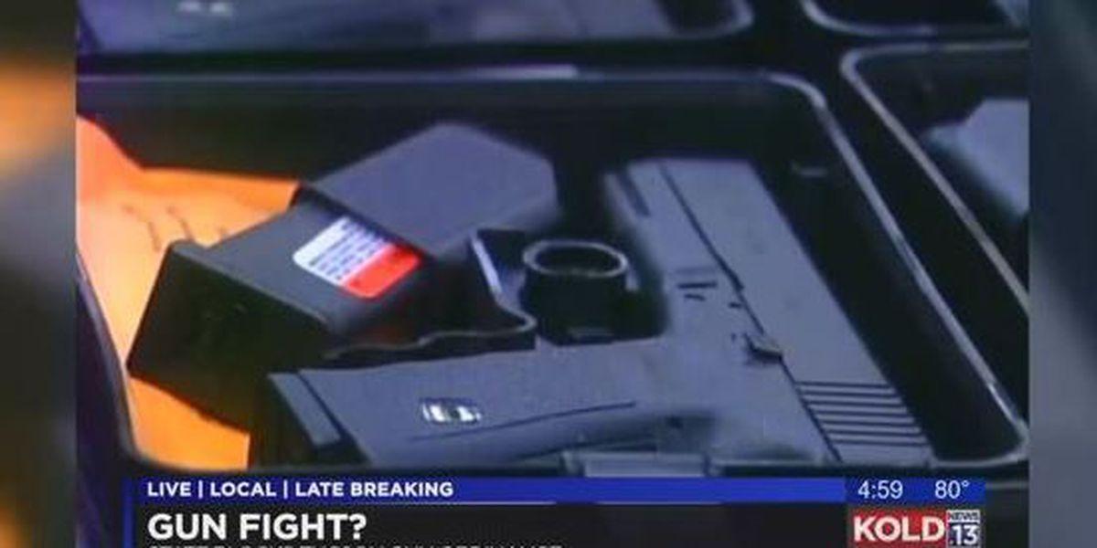 Arizona 'shoots down' Tucson's gun ordinance