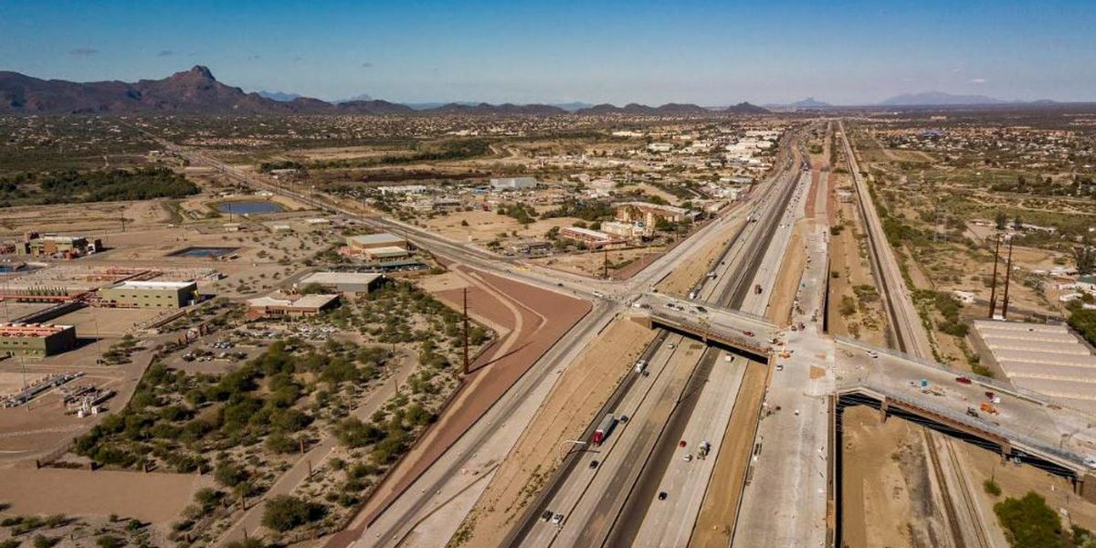 ADOT opens all ramps at Ina Road
