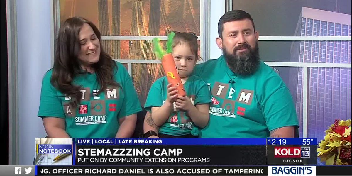 KOLD Noon Notebook: Stemazzzing Camp