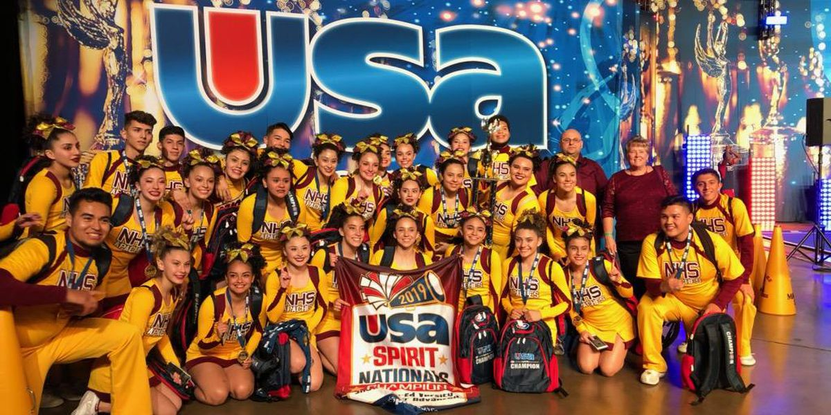 Nogales, Marana high school place in national cheer and dance competitions